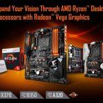 GIGABYTE veröffentlicht die neuen BIOS Versionen für perfekte Unterstützung der Ryzen 5000 G-Series Prozessoren auf AMD 500 und 400 Motherboards