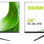 Neue Ultra-HD 4K-Großbildmonitore von HANNspree liefern atemberaubende Bildschärfe