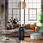 Hame-Luftreiniger-Smart-Zimmer