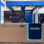 LG Display zeigt transparente OLED auf der IAA 2021 in München