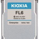 KIOXIA stellt PCIe-4.0-SSDs mit Storage Class Memory vor