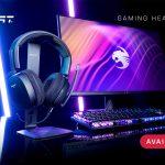 ROCCAT bringt vier neue Sense Mauspads und einen Headset-Stand