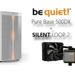 be quiet! 500DX & Silentloop 120 - Gewinnspiel