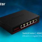 Der Switch'nstor ist da!