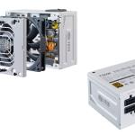 Cooler Masters Mini-ITX kompatible V SFX Gold Serie ab sofort auch in weiß verfügbar