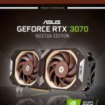 ASUS und Noctua stellen ASUS GeForce RTX 3070 Noctua Edition Grafikkarte vor