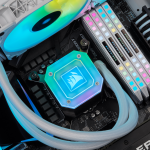 CORSAIR All-in-One-Kühlungen sind bereit für LGA 1700- und Intel Alder Lake-Prozessoren